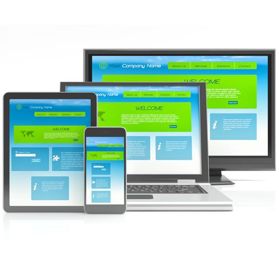 Web Design Callout Image