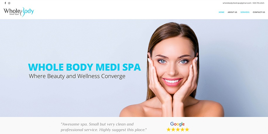 Whole Body Medi Spa