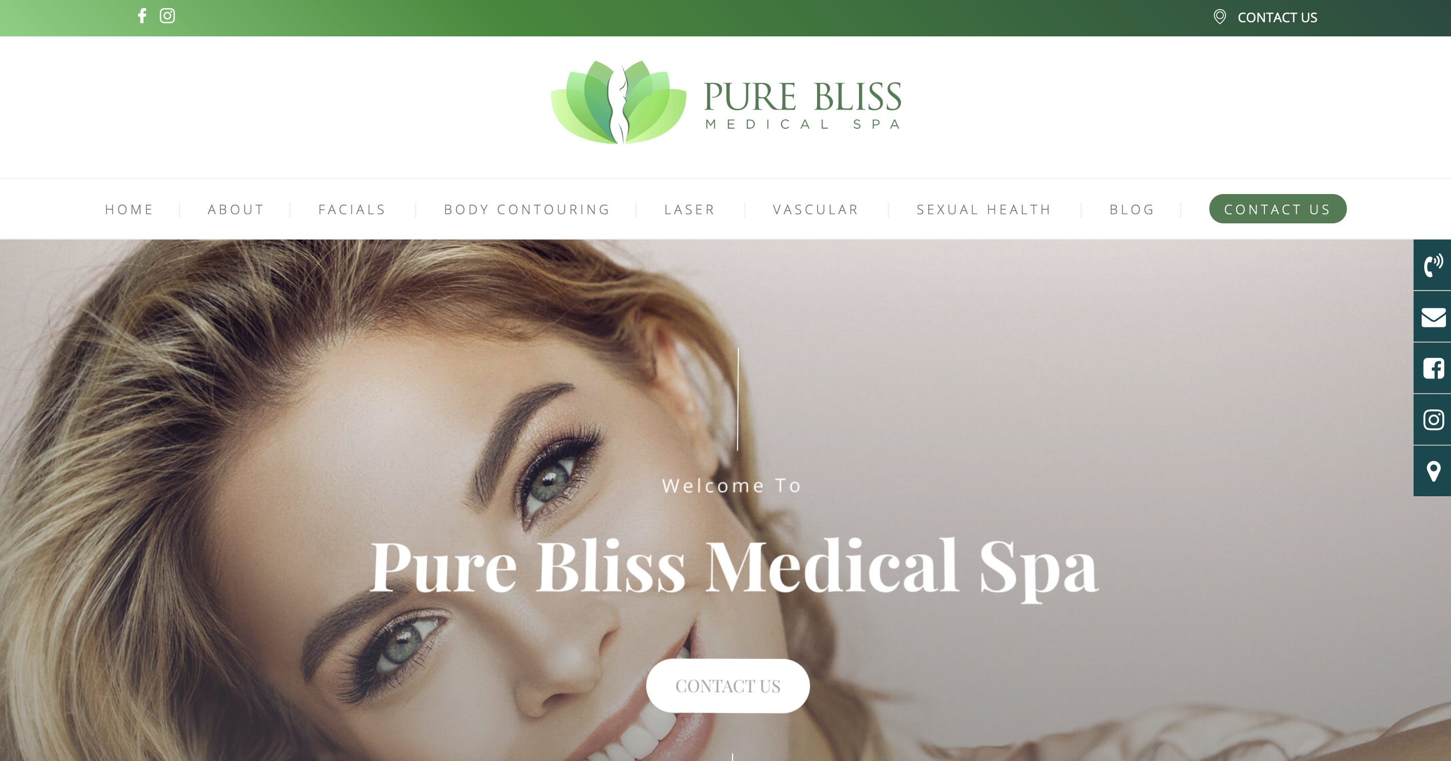 Pure Bliss Medical Spa