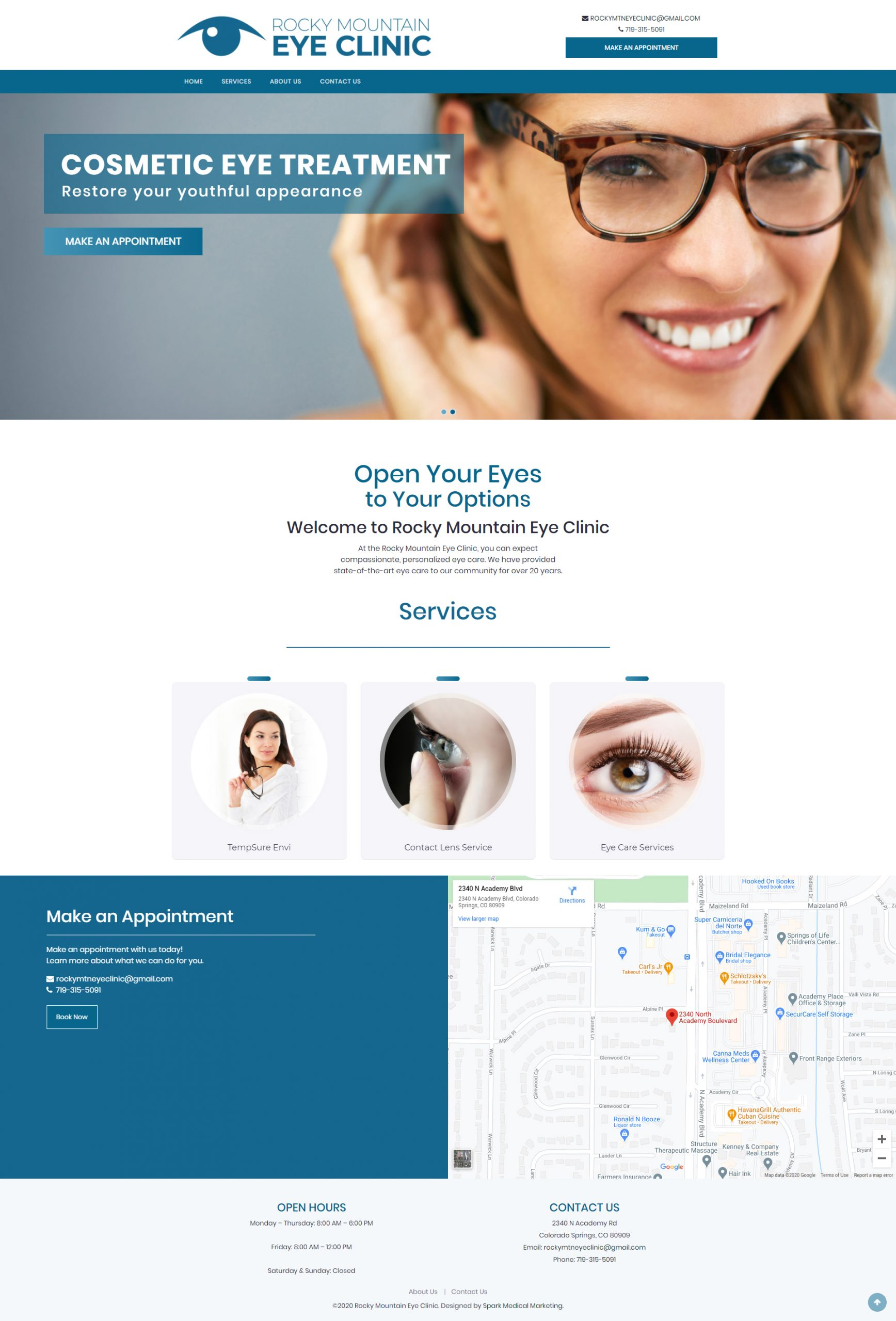 Rocky Mountain Eye Clinic