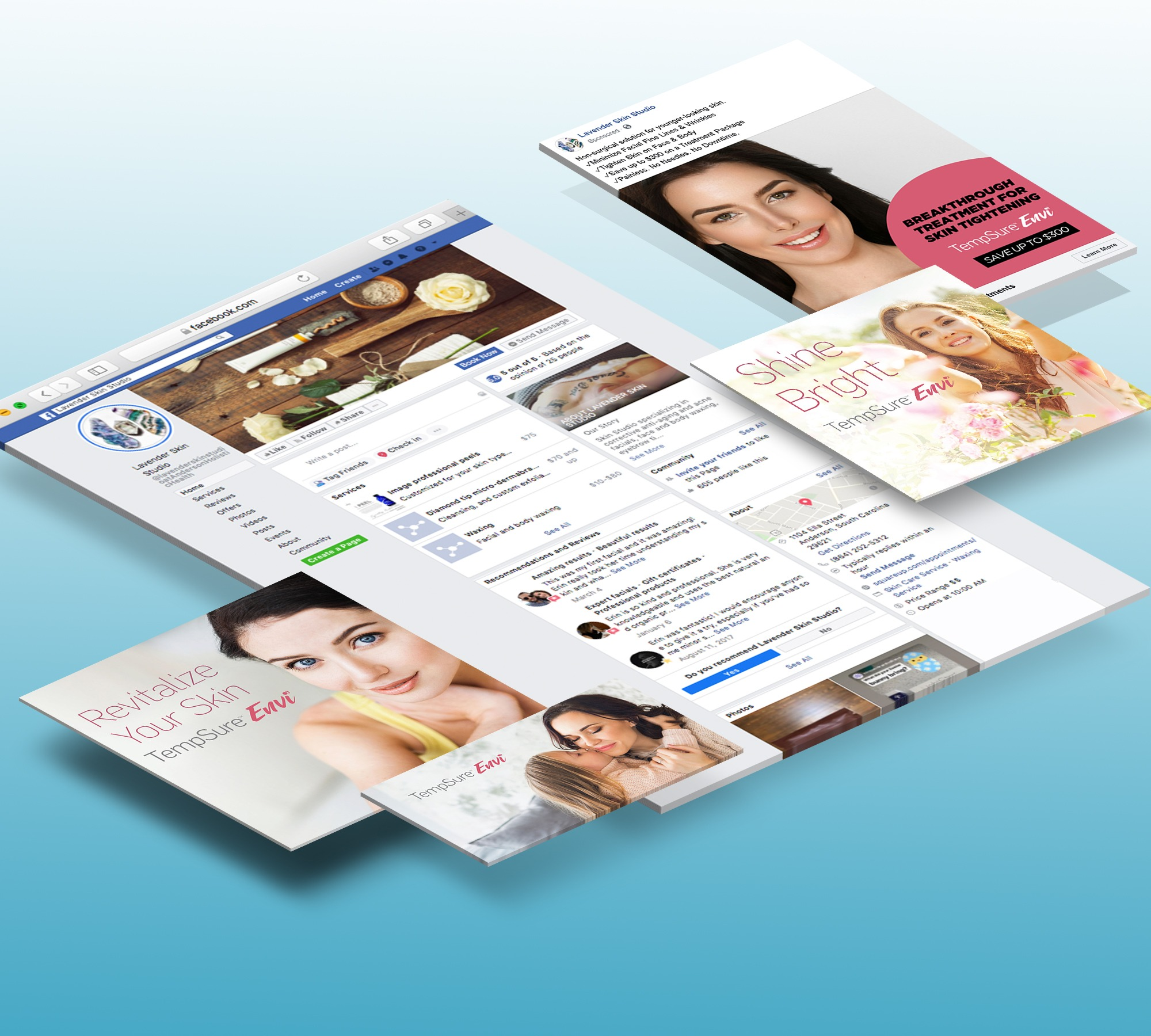 Anderson Holistic Health Web Display