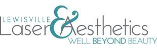 Lewisville Laser & Aesthetics Well Beyond Beauty Logo