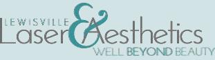 Lewisville Laser & Aesthetics Logo