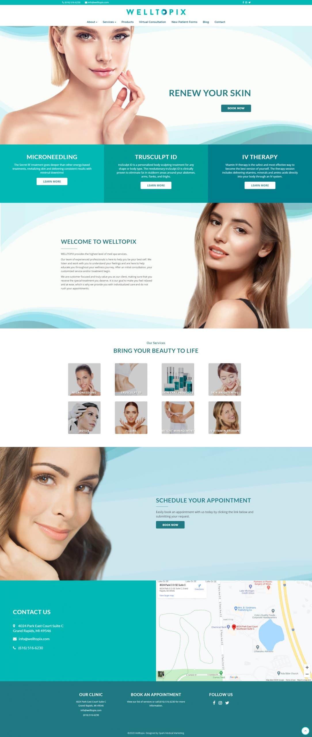 Welltopix Homepage